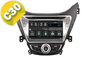 For HYUNDAI ELANTRA 2010-2013 (W2-E8258Y)
