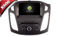 Android 6.0 For FORD FOCUS 2012-2015 (W2-K7458)