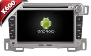 Android 6.0 For CHEVROLET SAIL 2009-2013 (W2-K7423)