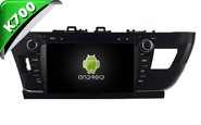 Android 10 For TOYOTA COROLLA 2014 (W2-KS6142)