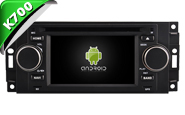 Android 10 For CHRYSLER 300C (W2-KS6833)