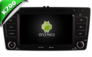 Android 10 For SKODA OCTAVIA (W2-KS6201)