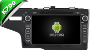 Android 10 For HONDA FIT/JAZZ 2014 LHD (W2-KS6314)
