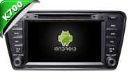 Android 8.1 For SKODA Octavia 2013-2014 (W2-K6200)