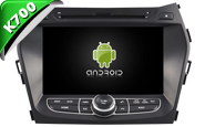 Android 9.0 For HYUNDAI Ix45/SANTA FE 2013 (W2-K6266)