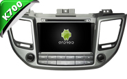 Android 10 For HYUNDAI ix35/TUCSON 2016 (W2-KS6273)