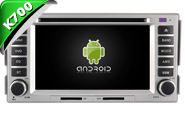 Android 9.0 For HYUNDAI SANTA FE 2007-2011/ELANTRA 2000-2006 (W2-KS6268)