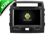 Android 9.0 For TOYOTA LAND CRUISER 200 (W2-K6133)
