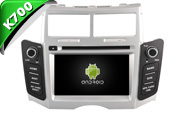 Android 10 For TOYOTA YARIS (W2-KS6111)