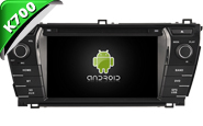 Android 10 For TOYOTA COROLLA 2014 (W2-KS6156)