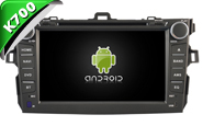 Android 10 For TOYOTA COROLLA 2007-2012 (W2-KS6124)