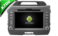 Android 9.0 For KIA SPORTAGE 2010-2014 (New Version) (W2-KS6529)