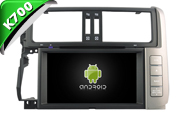 Android 9.0 For TOYOTA PRADO 150 (W2-K6119)