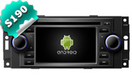 Android 7.1 For CHRYSLER 300C (W2-Q206)