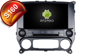 For Android 4.4.4 CHEVROLET Silverada (W2-M462)