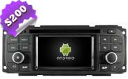 Android 8.0 For CHRYSLER GRAND VOYAGER (W2-W201)