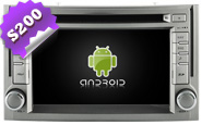 Android 8.0 For HYUNDAI H1 (SILVER) (W2-W233S)