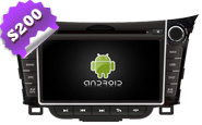 Android 8.0 For HYUNDAI i30 (W2-W156)