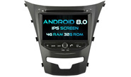 Android 8.0 For SSANGYONG KORANDO 2014 (W2-V7068)