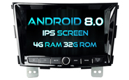 Android 8.0 For SSANGYONG TIVOLAN 2014 (W2-V7096)