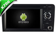 Android 8.1 For AUDI A3 (W2-K6752)