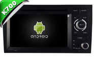 Android 9.0 For AUDI A4 (W2-K6753)