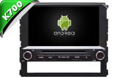 Android 9.0 For TOYOTA LANDCRUISER LC200 2016 (W2-K6148T)