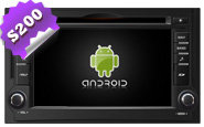 Android 8.0 For HYUNDAI H1 (SILVER) (W2-W233B)