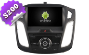 Android 8.0 For FORD FOCUS 2015-2016 (W2-W501)