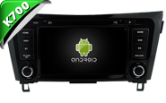 Android 10 For NISSAN QASHQAI 2014-2017 (W2-KS6964B)