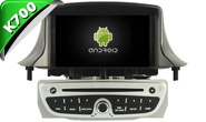 Android 10 For RENAULT Megane III 2009-2011 (W2-KS5515S)