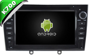 Android 9.1 For PEUGEOT 408 2010-2011 (W2-K5634B)