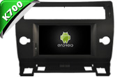 Android 10 For CITROEN C4 (W2-KS5691B)