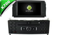 Android 10 For MERCEDES-BENZ C CLASS (W2-KS5704)