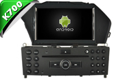 Android 10 For MERCEDES BENZ GLK (W2-KS5708)