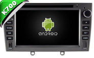 Android 9.1 For PEUGEOT 408 2010-2011 (W2-K5634S)