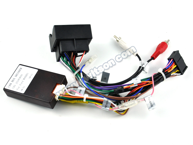 Android 9 0 For FORD Mondeo/Focus/S-max (W2-RD7628B)