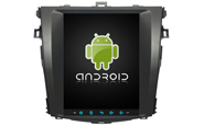 Android 9.0 For TOYOTA COROLLA 2008-2013 (TKS1124)