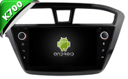Android 9.0 Deckless For HYUNDAI I20 2014-2017 (For Left Hand Driver) (W2-K5566L)