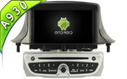 Android 10 For RENAULT Megane III 2009-2011 (W2-RDT5515S)
