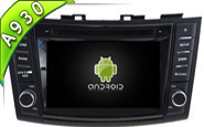 Android 10 For SUZUKI SWIFT 2012 (W2-RDT5796)