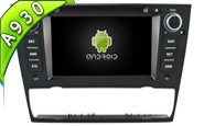 Android 9.0 For BMW AUTO AIR BMW E90/E91/E92/E93 (W2-RD5713)
