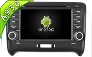 Android 10 For AUDI TT 2006-2014 (W2-RDT5525)