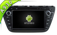 Android 10 For SUZUKI 2014 Cross (W2-RDT5536)