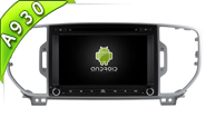 Android 10 For KIA SPORTAGE 2016 (W2-RDT5580)