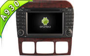 Android 10 For MERCEDES-BENZ S CLASS (W2-RDT5518)