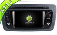 Android 9.0 For SEAT IBIZA 2013 (W2-RD5524)