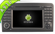 Android 9.0 For MERCEDES-BENZ ML 320/ML 350/GL X164 (W2-RD5558)