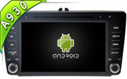 Android 10 For SKODA Octavia (W2-RDT5703)