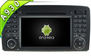 Android 9.0 For BENZ R CLASS W251 R280/R320/R350/R500 (W2-RD5551)